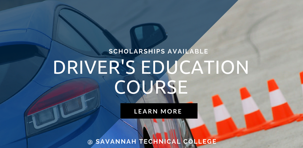 Driver's Education Course at Savannah Technical Colleg