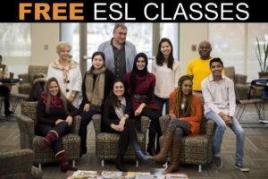 Free ESL Classes