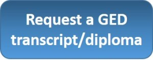 GED transcript button