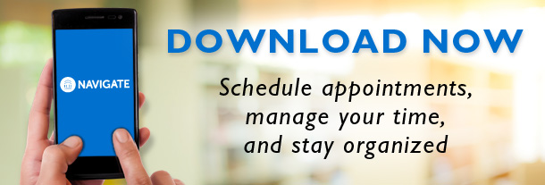Navigate. Download Now. Schedule appointments, manage your time, and stay organized.
