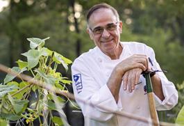 Chef Jean Vendeville