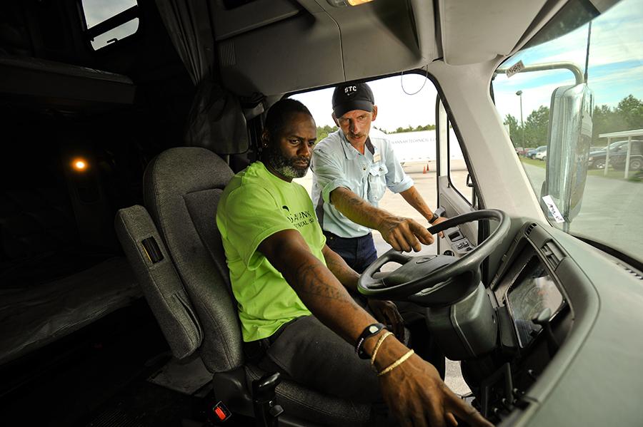 CTD Inside Cab Instruction