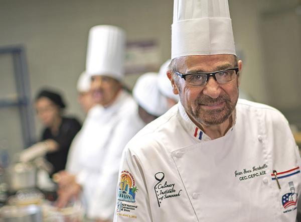 Chef Jean Gala Announcement