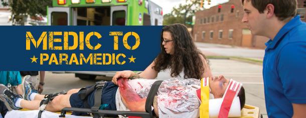 Medic to Paramedic