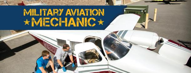Military Aviation Mechanic