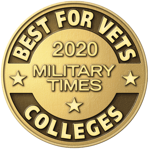2020 Military Times Best For Vets Colleges Award
