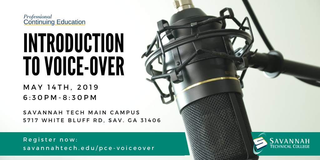 Introduction to Voice Over- Featured Ad