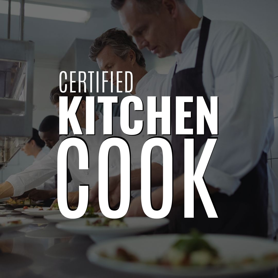 Certified Kitchen Cook Course Web Image