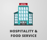 Hospitality & Food Service Website Icon