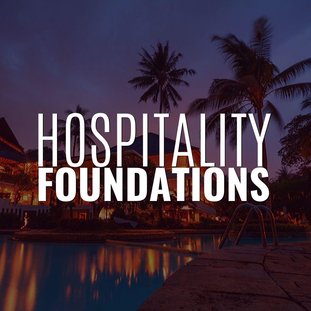Hospitality Foundations Course Web Image