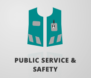Public Service and Safety Website Icon