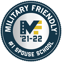 Military Friendly Spouse School Stamp of Achievement
