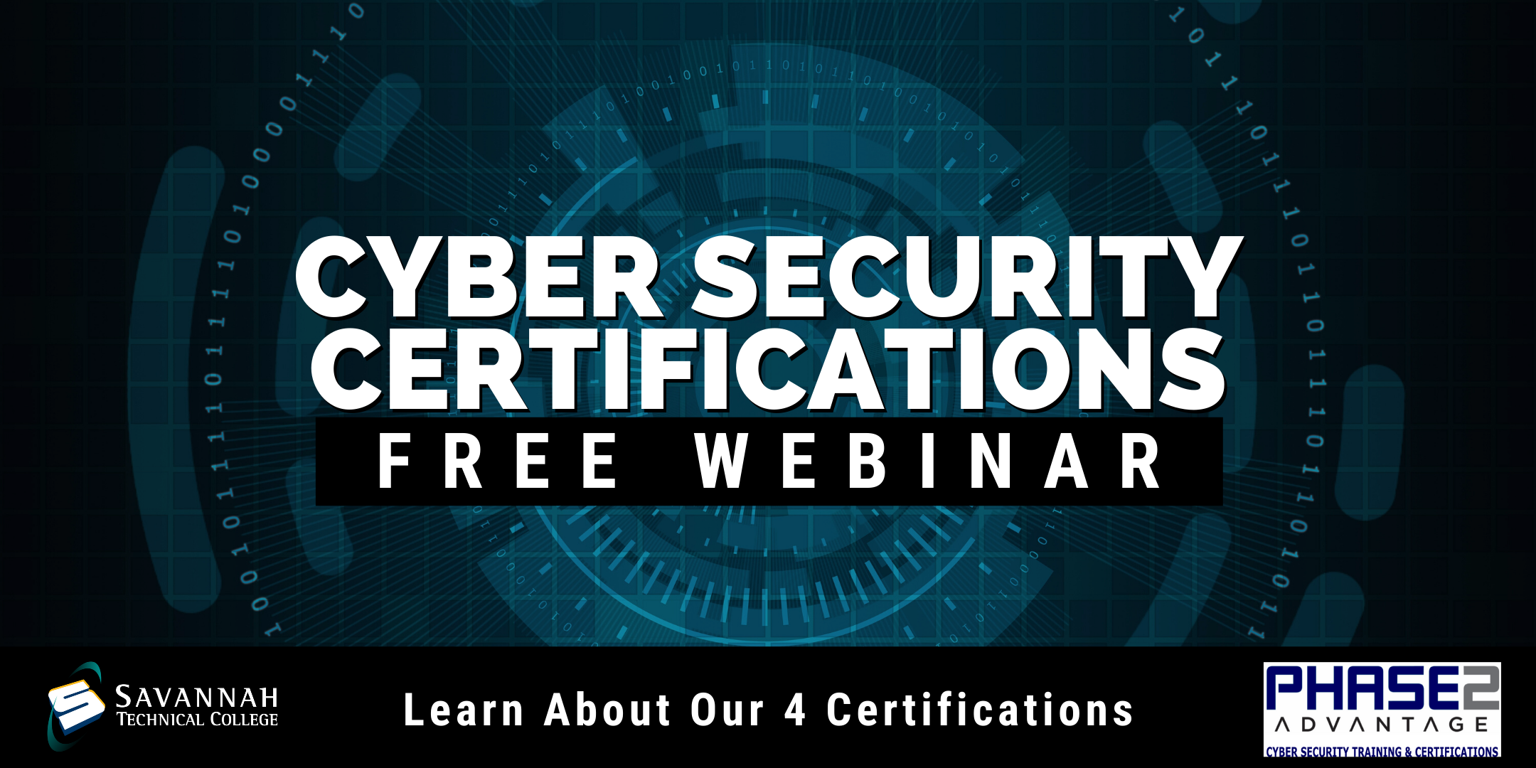 Cyber Security Certification Course Eventbrite Image