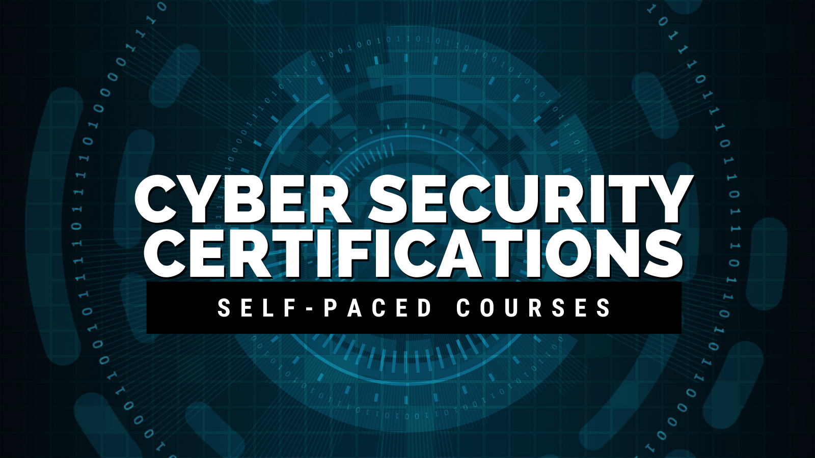 Cyber Security Certification Course Self Paced