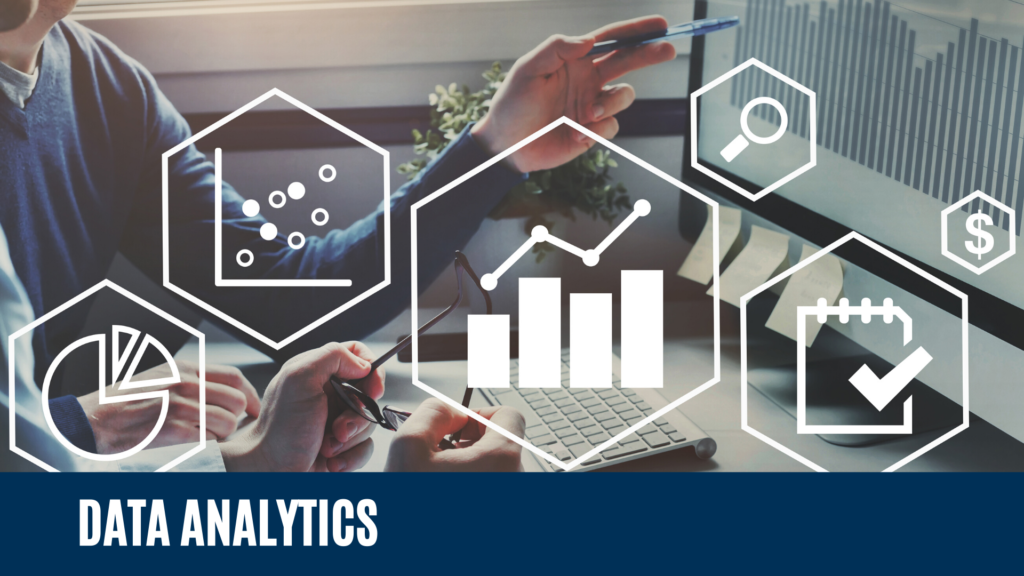 Data Analytics Website Header