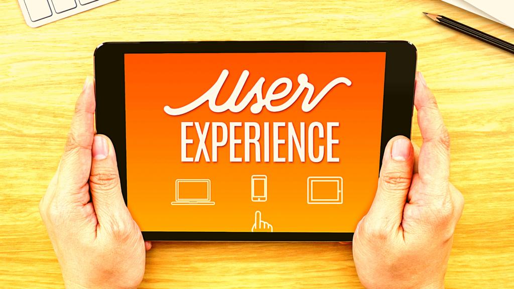 User Experience WebSite Header Image
