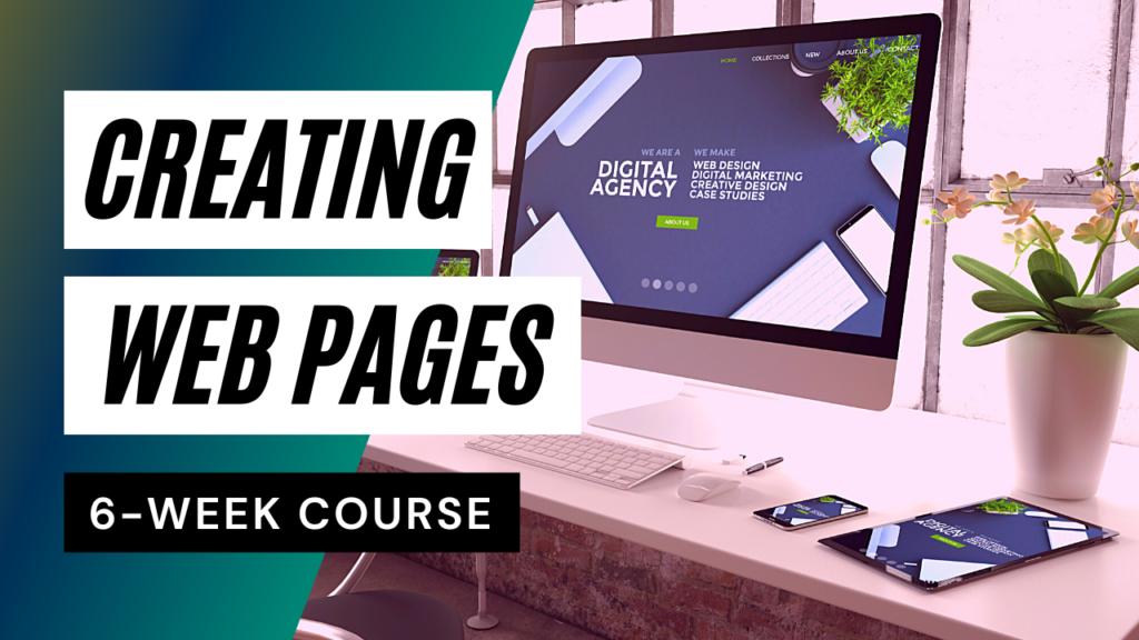 Creating Webpages Thumbnail