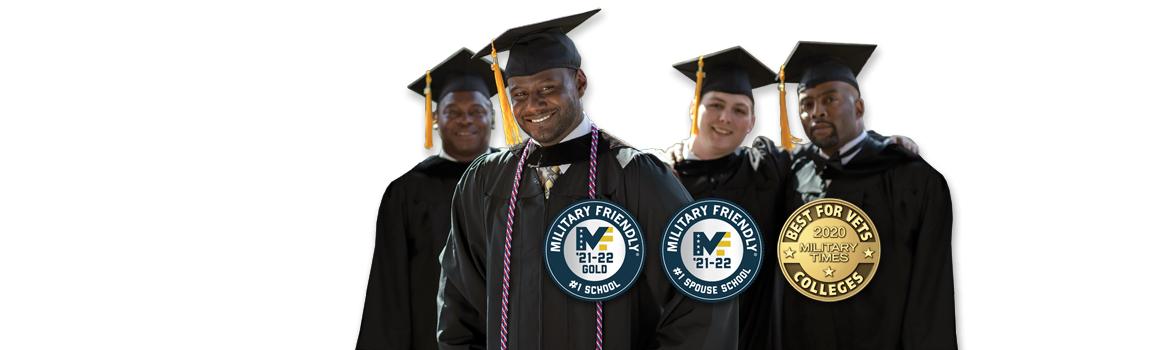 Military veteran Savannah Tech graduates