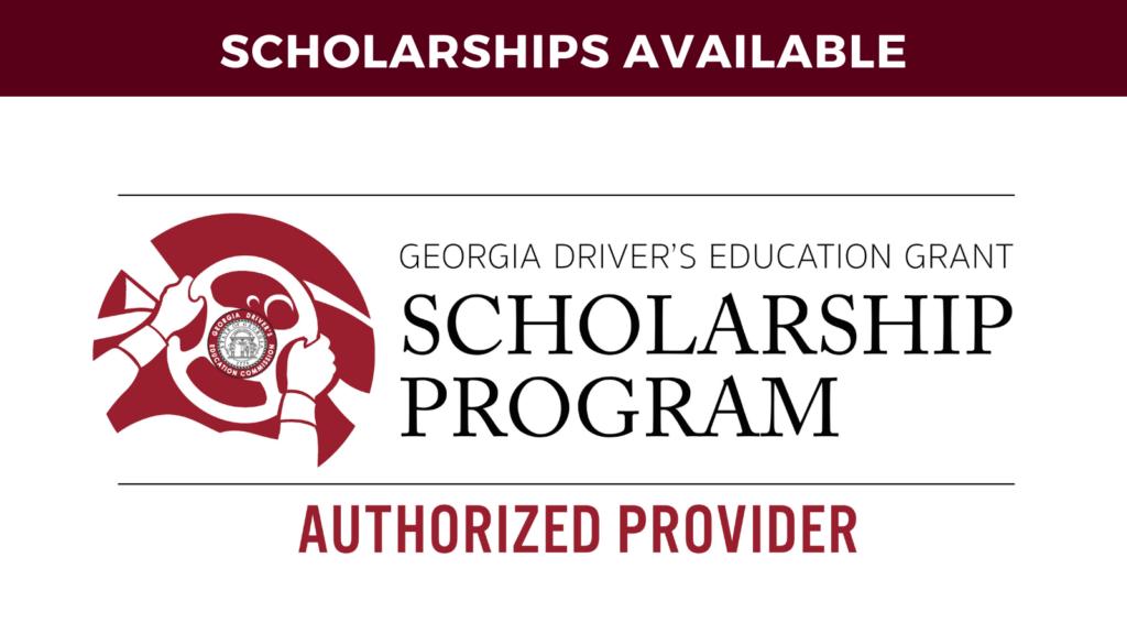 Georgia Driver's Education Grant Scholarship Program Authorized Provider