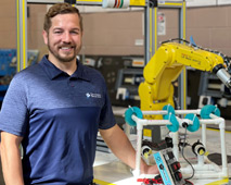 MATE selects Savannah Tech for underwater robotics competition training