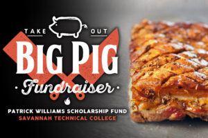 Big Pig Fundraiser pork belly