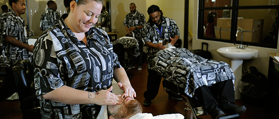 Barber Shop Classes Training Savannah Savannah Technical College